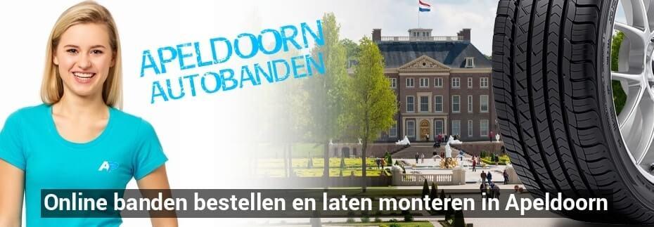 Autobanden in Apeldoorn online bestellen