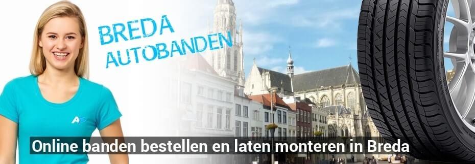 Autobanden in Breda online bestellen