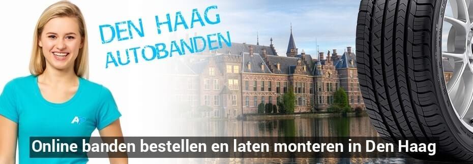 Autobanden in Den Haag kopen