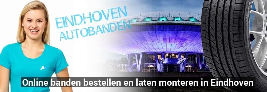 Autobanden in Eindhoven online bestellen