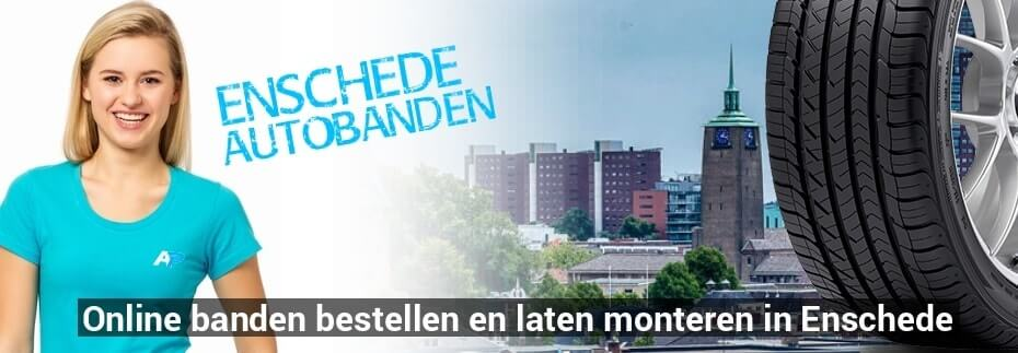 Autobanden in Enschede online bestellen