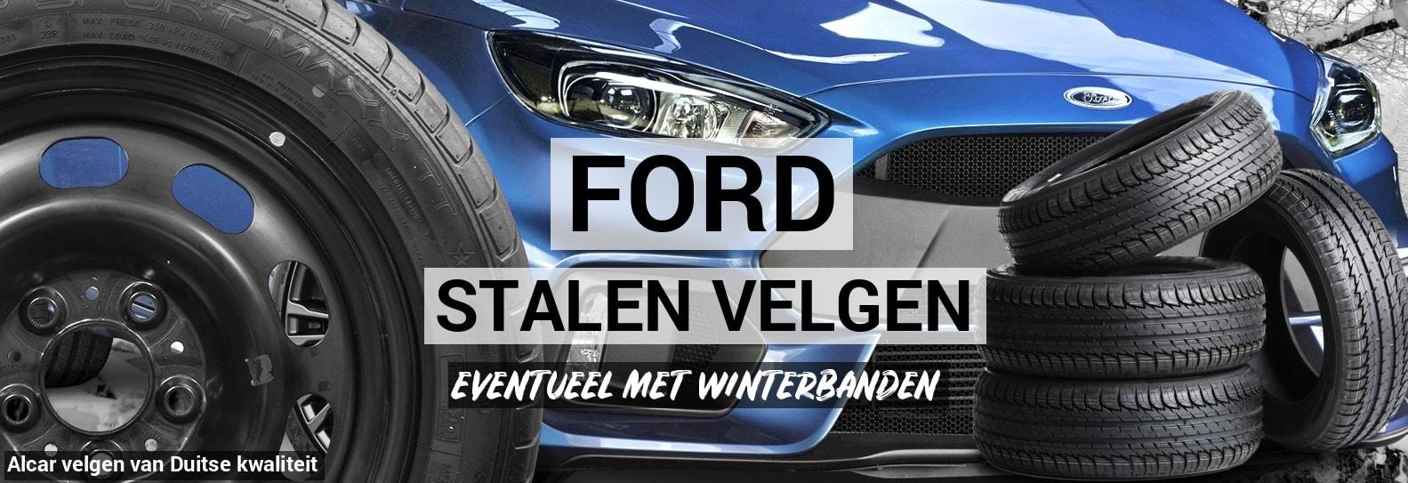 Stalen Velgen Ford Autobanden Kopen Nieuwe Banden Bestel