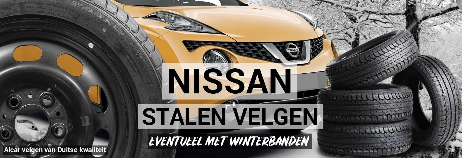 Stalen Velgen Nissan Autobanden Prijsvechter Online