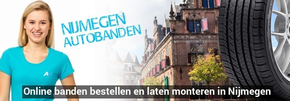 Autobanden in Nijmegen online bestellen