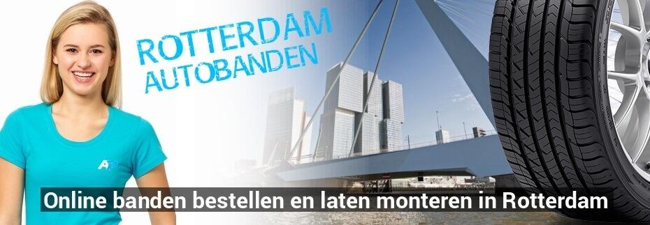 Banden bestellen in Rotterdam