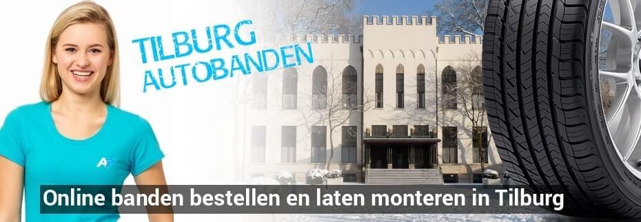 Autobanden in Tilburg online bestellen
