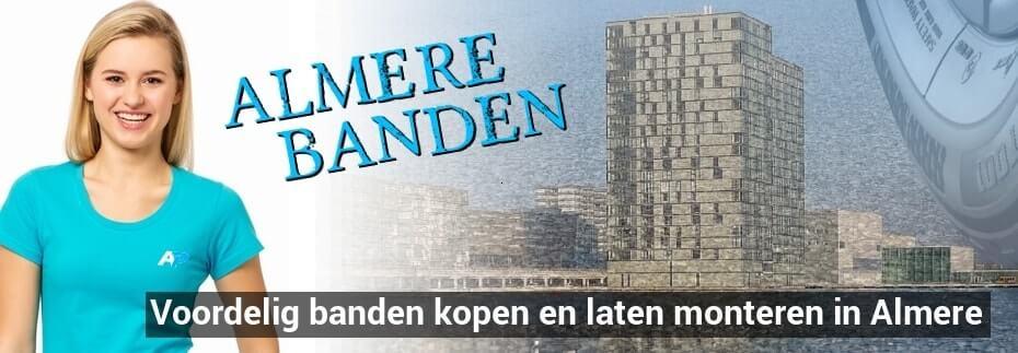 Autobanden in Almere bestellen