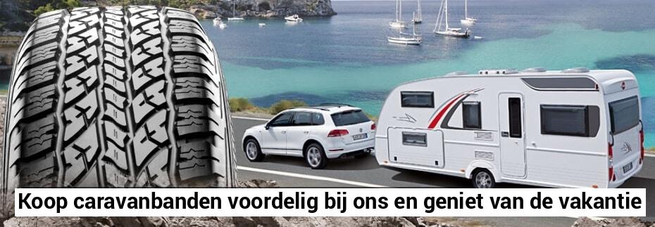 Online caravanbanden kopen