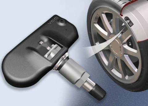 TPMS sensor autowielen